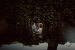 Warm Late-September Destination Elopement in Rome